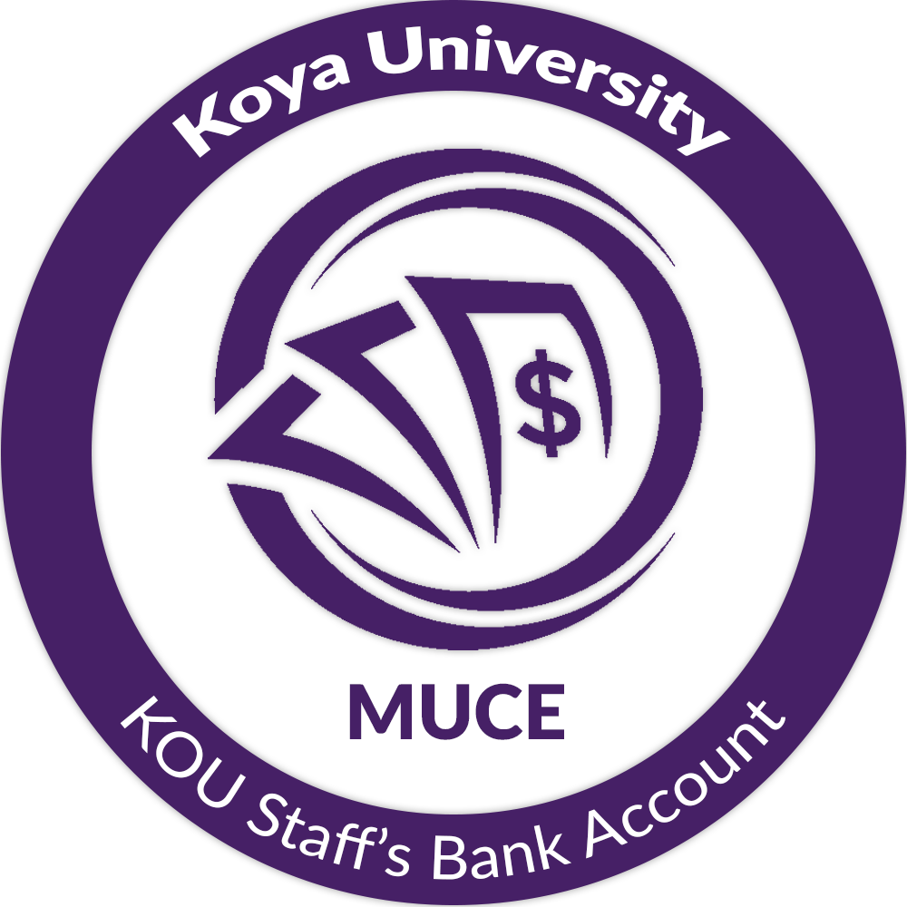 KOU Bank Account